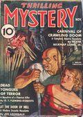 Thrilling Mystery (1935-1947 Standard) Pulp Vol. 8 #3