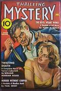 Thrilling Mystery (1935-1947 Standard) Pulp Vol. 9 #1