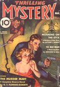 Thrilling Mystery (1935-1947 Standard) Pulp Vol. 9 #2