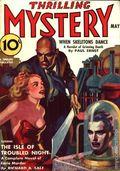 Thrilling Mystery (1935-1947 Standard) Pulp Vol. 9 #3