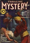 Thrilling Mystery (1935-1947 Standard) Pulp Vol. 10 #1