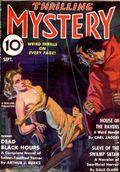 Thrilling Mystery (1935-1947 Standard) Pulp Vol. 10 #2