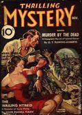 Thrilling Mystery (1935-1947 Standard) Pulp Vol. 10 #3