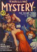 Thrilling Mystery (1935-1947 Standard) Pulp Vol. 11 #1