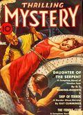 Thrilling Mystery (1935-1947 Standard) Pulp Vol. 11 #2