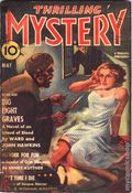 Thrilling Mystery (1935-1947 Standard) Pulp Vol. 11 #3