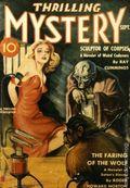 Thrilling Mystery (1935-1947 Standard) Pulp Vol. 12 #2