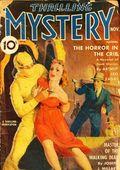 Thrilling Mystery (1935-1947 Standard) Pulp Vol. 12 #3