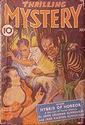 Thrilling Mystery (1935-1947 Standard) Pulp Vol. 15 #1