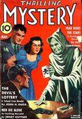 Thrilling Mystery (1935-1947 Standard) Pulp Vol. 16 #2