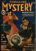 Thrilling Mystery (1935-1947 Standard) Pulp Vol. 17 #1