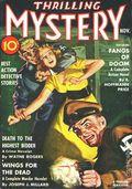 Thrilling Mystery (1935-1947 Standard) Pulp Vol. 17 #3