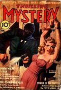 Thrilling Mystery (1935-1947 Standard) Pulp Vol. 18 #1