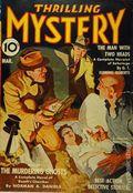 Thrilling Mystery (1935-1947 Standard) Pulp Vol. 18 #2