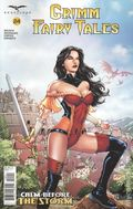 Grimm Fairy Tales (2016 2nd Series) 24A