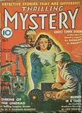 Thrilling Mystery (1935-1947 Standard) Pulp Vol. 19 #1