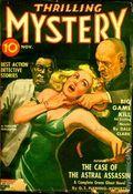 Thrilling Mystery (1935-1947 Standard) Pulp Vol. 19 #3