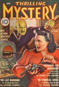 Thrilling Mystery (1935-1947 Standard) Pulp Vol. 20 #1