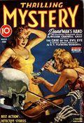 Thrilling Mystery (1935-1947 Standard) Pulp Vol. 21 #2