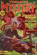 Thrilling Mystery (1935-1947 Standard) Pulp Vol. 22 #1