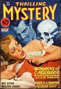 Thrilling Mystery (1935-1947 Standard) Pulp Vol. 22 #2