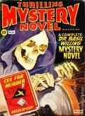 Thrilling Mystery (1935-1947 Standard) Pulp Vol. 25 #3