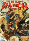 Thrilling Ranch Stories (1933-1953 Standard) Pulp Vol. 1 #1