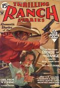Thrilling Ranch Stories (1933-1953 Standard) Pulp Vol. 1 #2