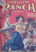 Thrilling Ranch Stories (1933-1953 Standard) Pulp Vol. 1 #3