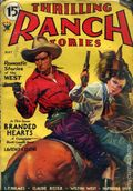 Thrilling Ranch Stories (1933-1953 Standard) Pulp Vol. 2 #1