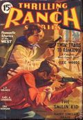 Thrilling Ranch Stories (1933-1953 Standard) Pulp Vol. 2 #2