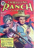 Thrilling Ranch Stories (1933-1953 Standard) Pulp Vol. 3 #1