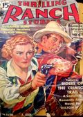Thrilling Ranch Stories (1933-1953 Standard) Pulp Vol. 3 #3