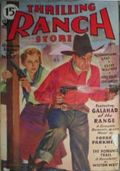 Thrilling Ranch Stories (1933-1953 Standard) Pulp Vol. 4 #1