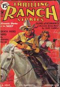 Thrilling Ranch Stories (1933-1953 Standard) Pulp Vol. 4 #2