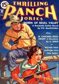 Thrilling Ranch Stories (1933-1953 Standard) Pulp Vol. 4 #3