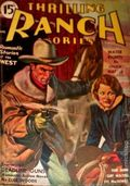 Thrilling Ranch Stories (1933-1953 Standard) Pulp Vol. 5 #1