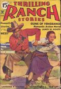 Thrilling Ranch Stories (1933-1953 Standard) Pulp Vol. 5 #3