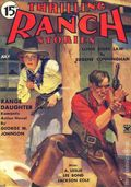 Thrilling Ranch Stories (1933-1953 Standard) Pulp Vol. 6 #1