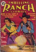 Thrilling Ranch Stories (1933-1953 Standard) Pulp Vol. 6 #2