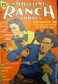 Thrilling Ranch Stories (1933-1953 Standard) Pulp Vol. 6 #3