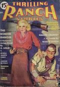 Thrilling Ranch Stories (1933-1953 Standard) Pulp Vol. 7 #1