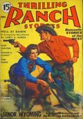 Thrilling Ranch Stories (1933-1953 Standard) Pulp Vol. 7 #2