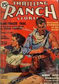 Thrilling Ranch Stories (1933-1953 Standard) Pulp Vol. 8 #1