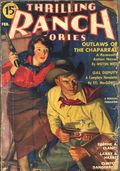 Thrilling Ranch Stories (1933-1953 Standard) Pulp Vol. 8 #2