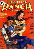 Thrilling Ranch Stories (1933-1953 Standard) Pulp Vol. 8 #3