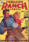 Thrilling Ranch Stories (1933-1953 Standard) Pulp Vol. 9 #1