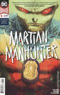 Martian Manhunter (2018 5th Series) 1A