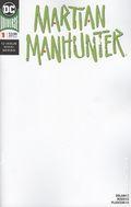 Martian Manhunter (2018 5th Series) 1BLANK