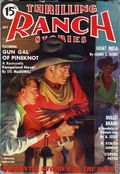 Thrilling Ranch Stories (1933-1953 Standard) Pulp Vol. 10 #1